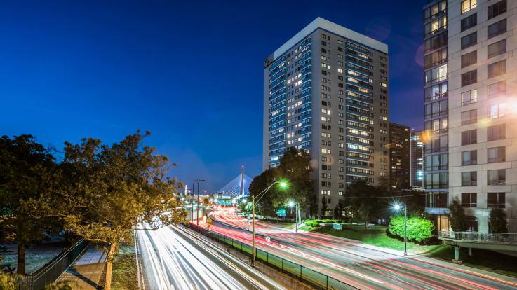 Emerson Place Apartments - Exterior