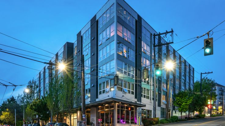 Seattle Apartments Over 30 Apartment Communities In The Seattle