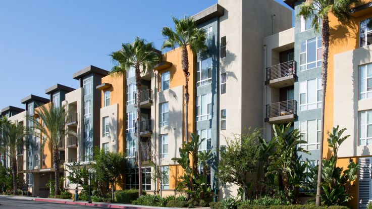 Charming Pacific Place Apartments   Exterior