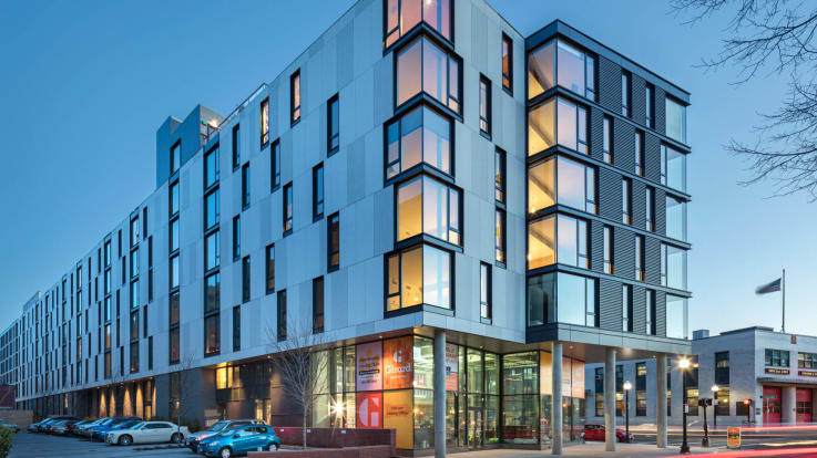Girard Apartments - Exterior