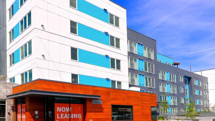 Lane Apartments - Exterior