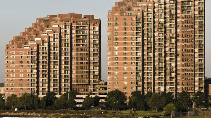 Downtown Jersey City Apartments - 3 Buildings from Equity ...