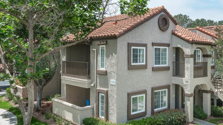 The Village at Del Mar Heights Apartments - Exterior