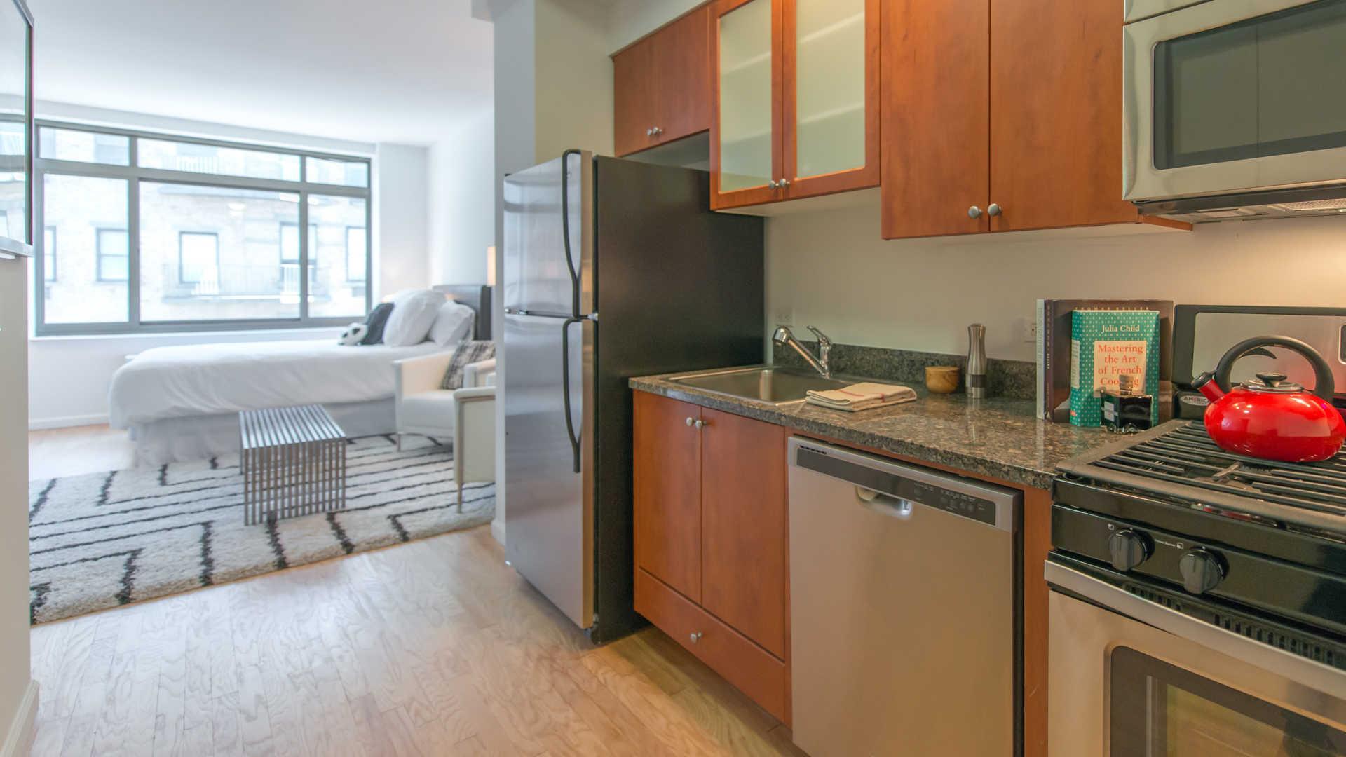 600 Washington Apartments In West Village Street Equityapartments