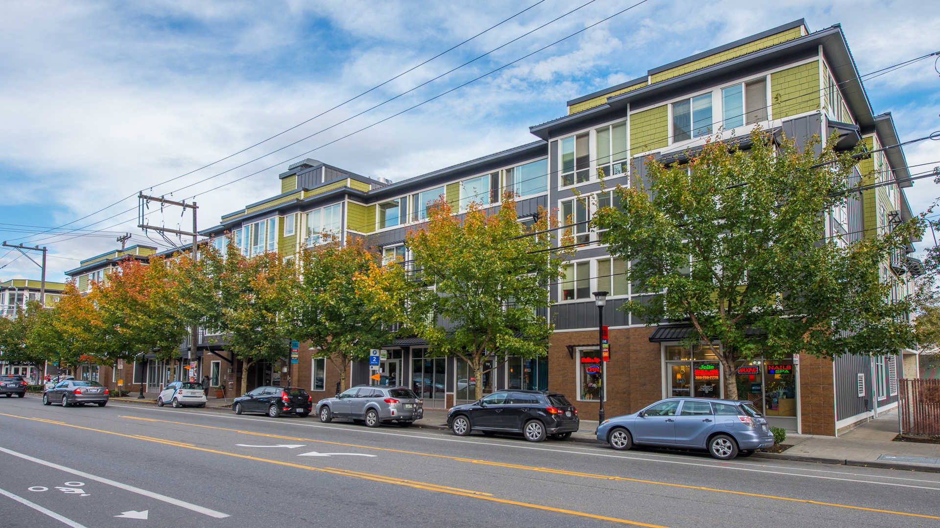Rianna Apartments In Capitol Hill 810 12th Avenue Equityapartments