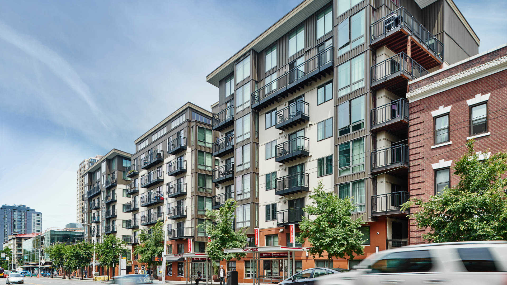 Moda Apartments Reviews In Belltown 2312 3rd Avenue Equityapartments