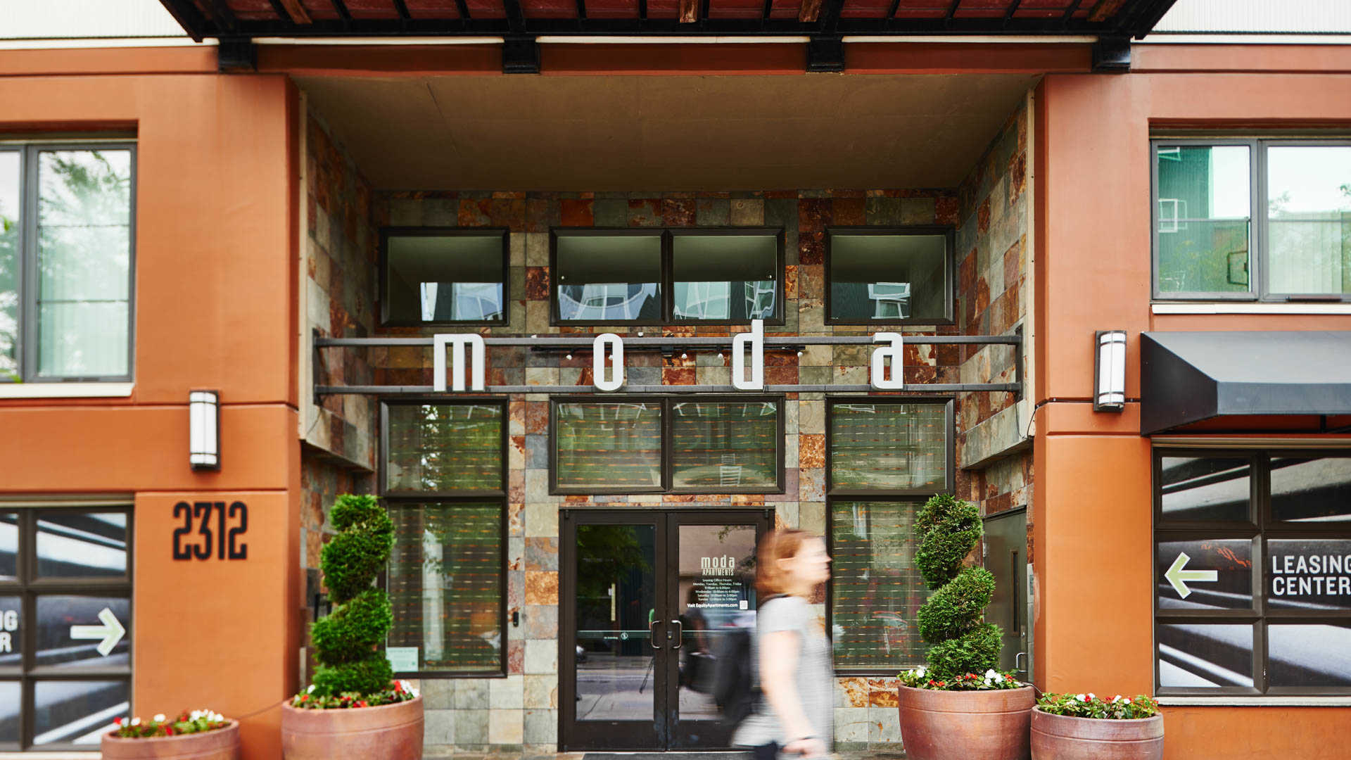 Moda Apartments Reviews In Belltown 2312 3rd Avenue Equityapartments