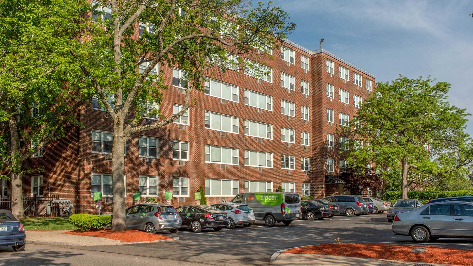 Walden Park Apartments - Porter Square, Cambridge - 205 Walden ...