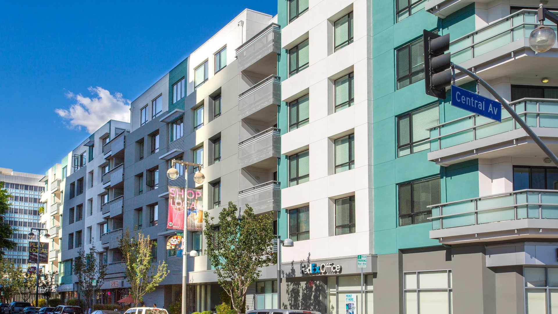 Hikari Apartments Little Tokyo Los Angeles 375 East 2nd St Equityapartments