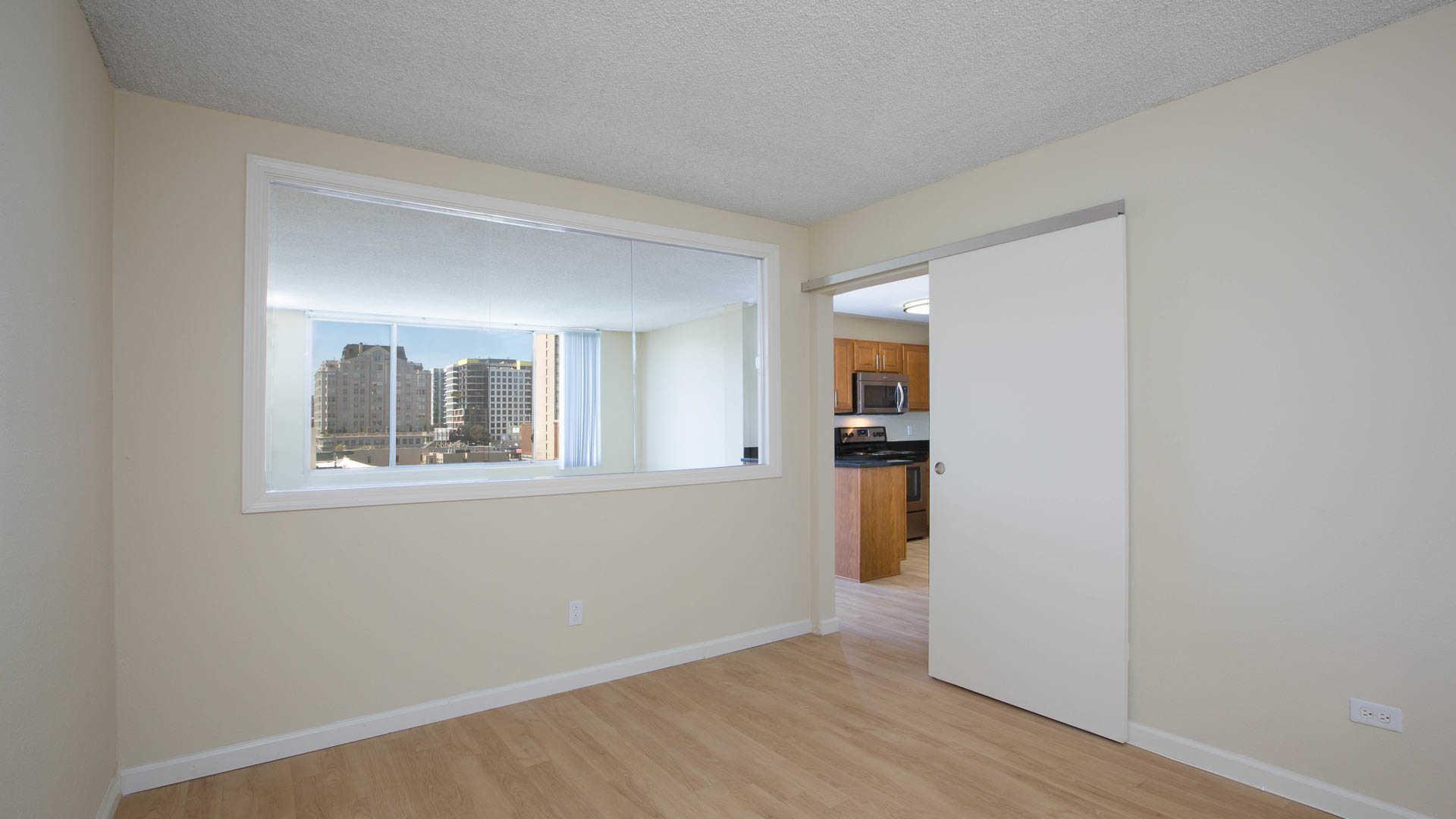 The terraces apartments bedroom