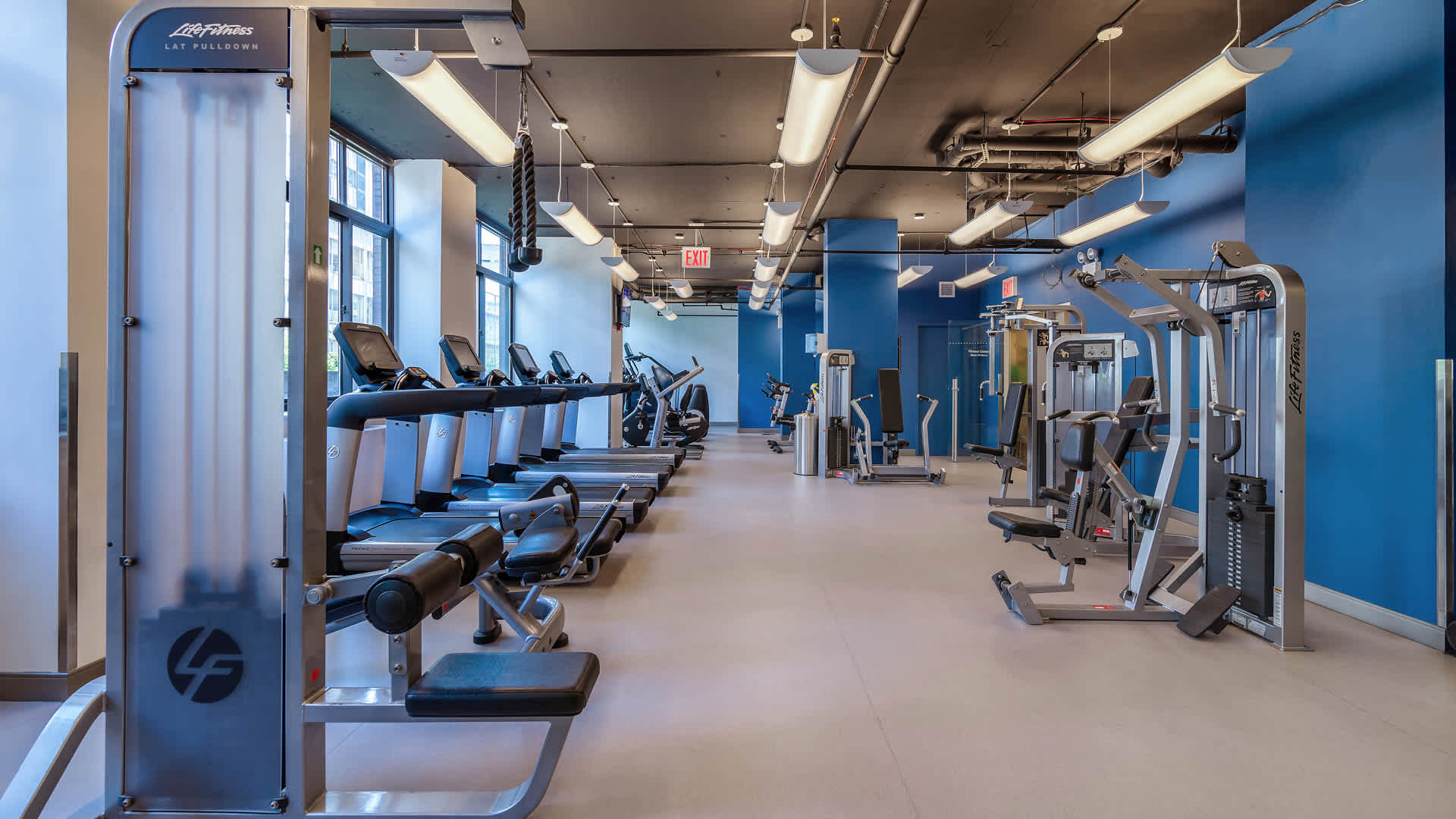 180 montague apartments fitness center