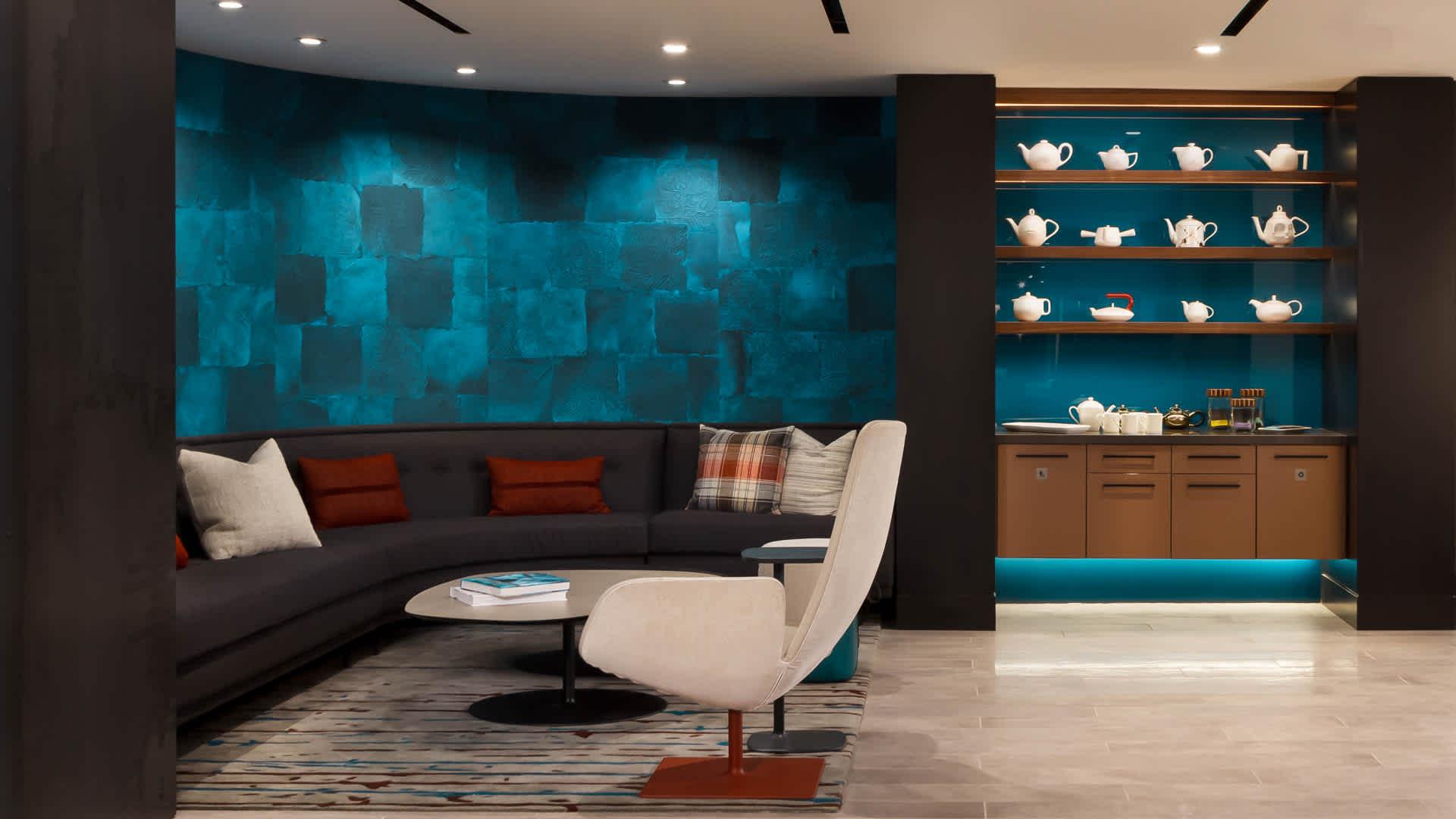 Resident Lounge and Tea Bar