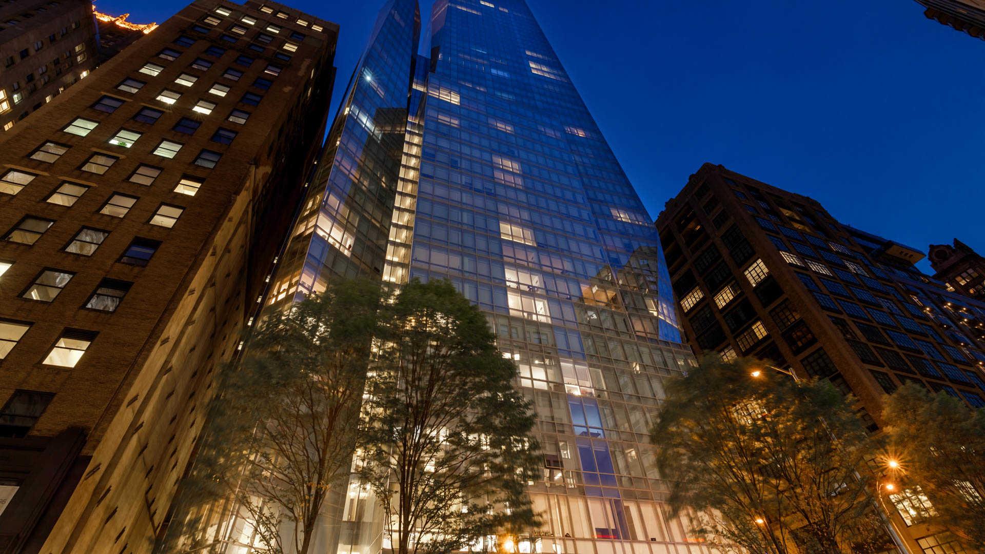 Prism at Park Avenue South Apartments Exterior
