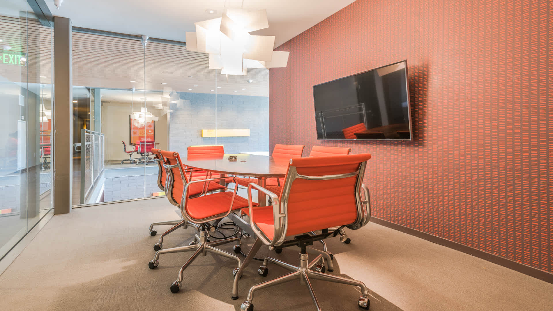 Girard apartments conference room